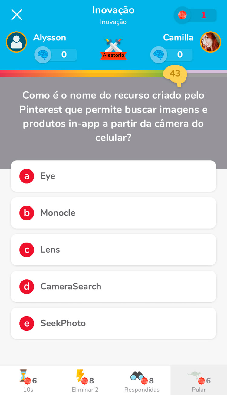 Alysson Mainieri produziu conteúdo para o app B.Quest do banco Bradesco em três oportunidades