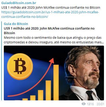 Momentos de alta valorização de criptomoedas, em especial o Bitcoin, geram FOMO e atraem investidores inexperientes na esperança de enriquecimento rápido