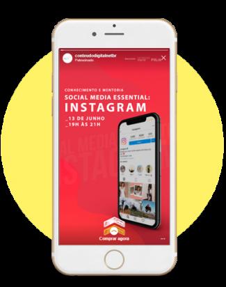 instagram para negócios conteúdo digital